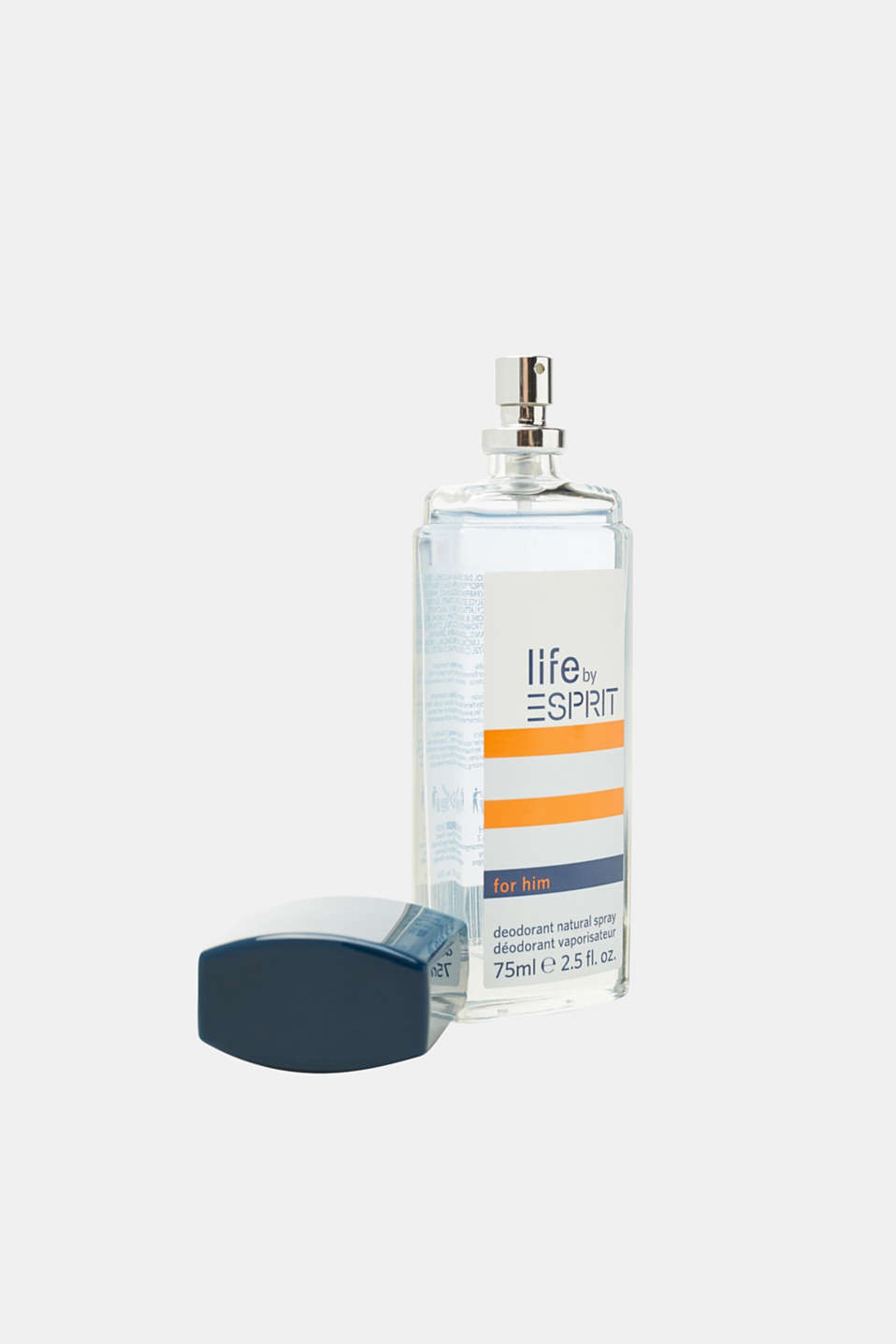 life by ESPRIT deodorant, 75 ml, one colour, detail image number 1