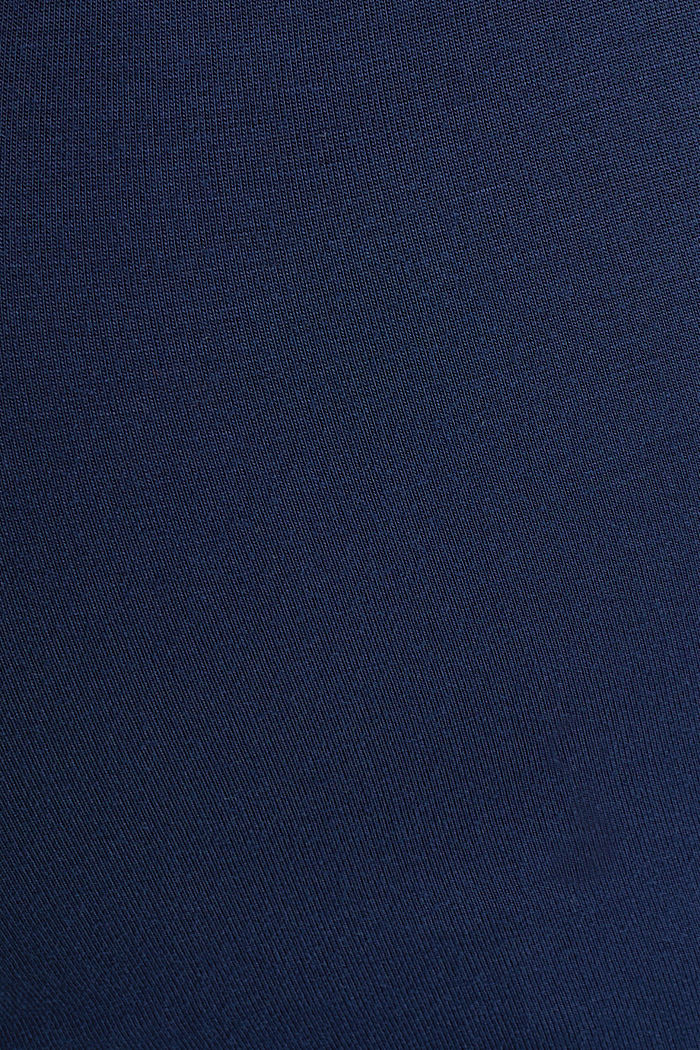 Nursing top with a wrap-over effect, NIGHT BLUE, detail image number 4
