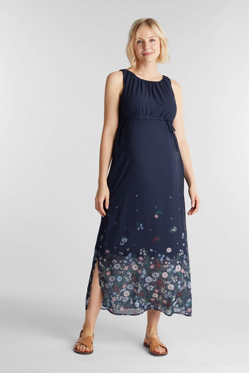 Esprit Maxi Kleid aus Chiffon im Online Shop kaufen