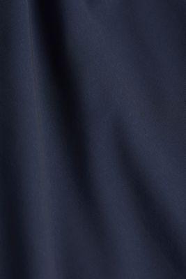 Chiffon maxi dress, LCNIGHT BLUE, detail