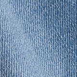 Basic-Denim mit Überbauchbund, BLUE LIGHT WASHED, swatch