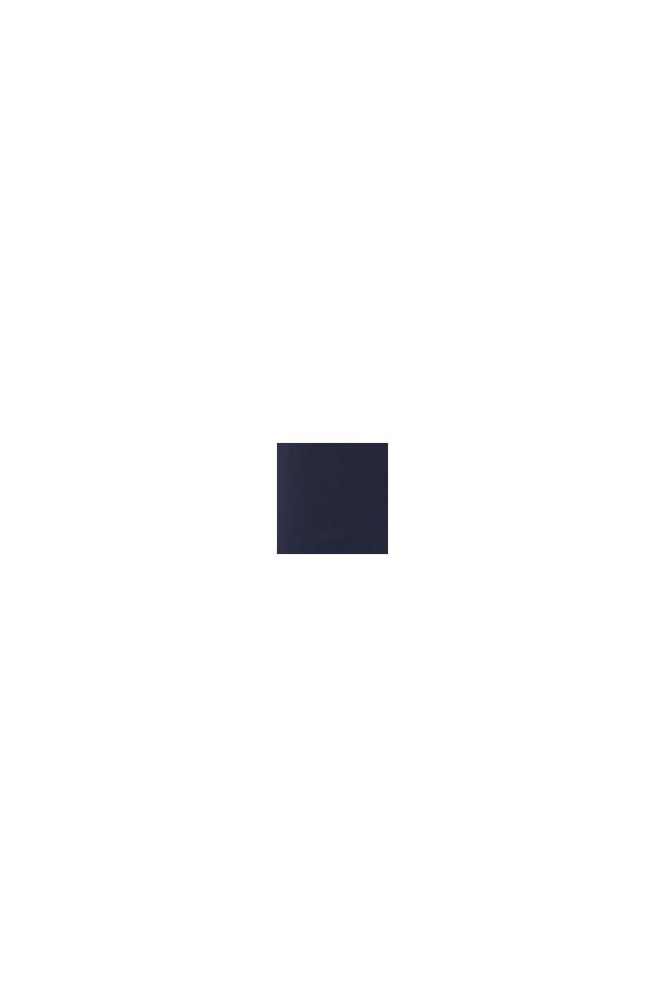 Shortsit, joissa pilkkukuvioitu vyötärö, NIGHT BLUE, swatch