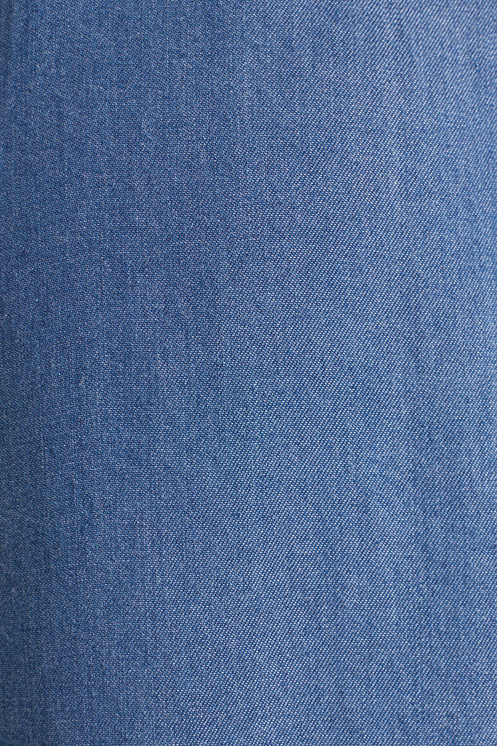 Träger-Kleid mit Stillfunktion, BLUE MEDIUM WASHED, detail image number 3