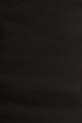 Stretch shorts with an over-bump waistband, LCBLACK, detail