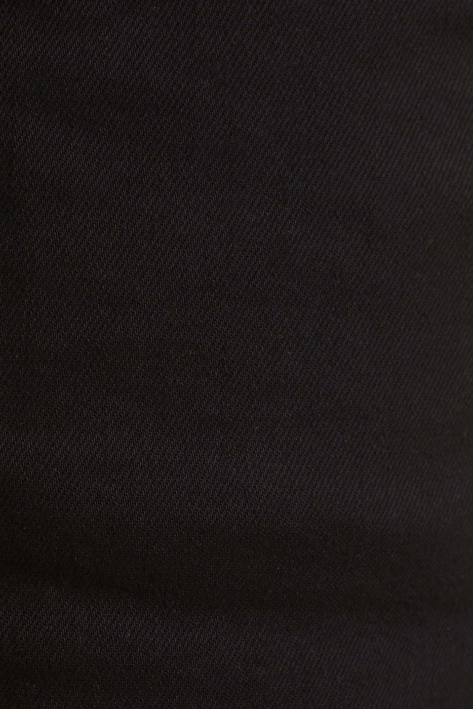Stretch shorts with an over-bump waistband, LCBLACK, detail image number 3