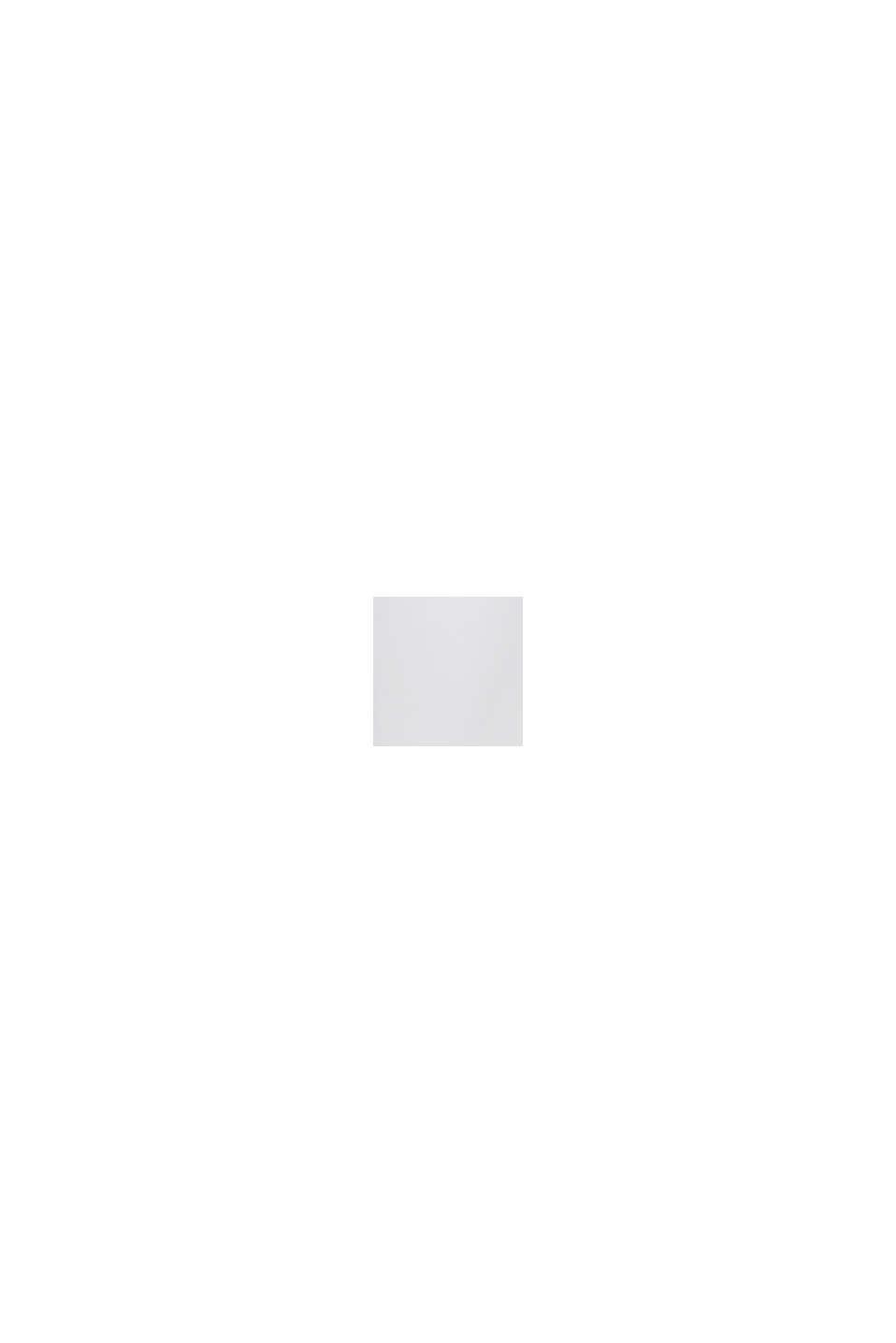 Legginsy capri z panelem, WHITE, swatch