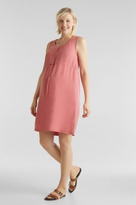 Woven dress with a drawstring at the waist, LCCORAL, detail