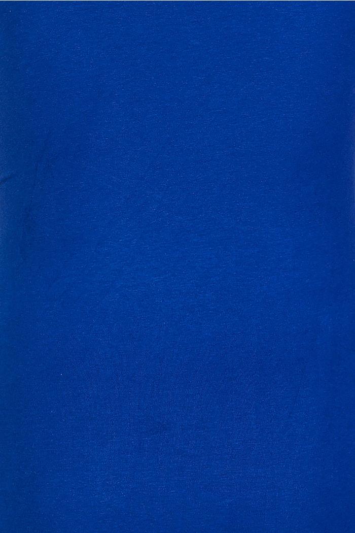 Stretch-Top mit Stillfunktion, ELECTRIC BLUE, detail image number 4