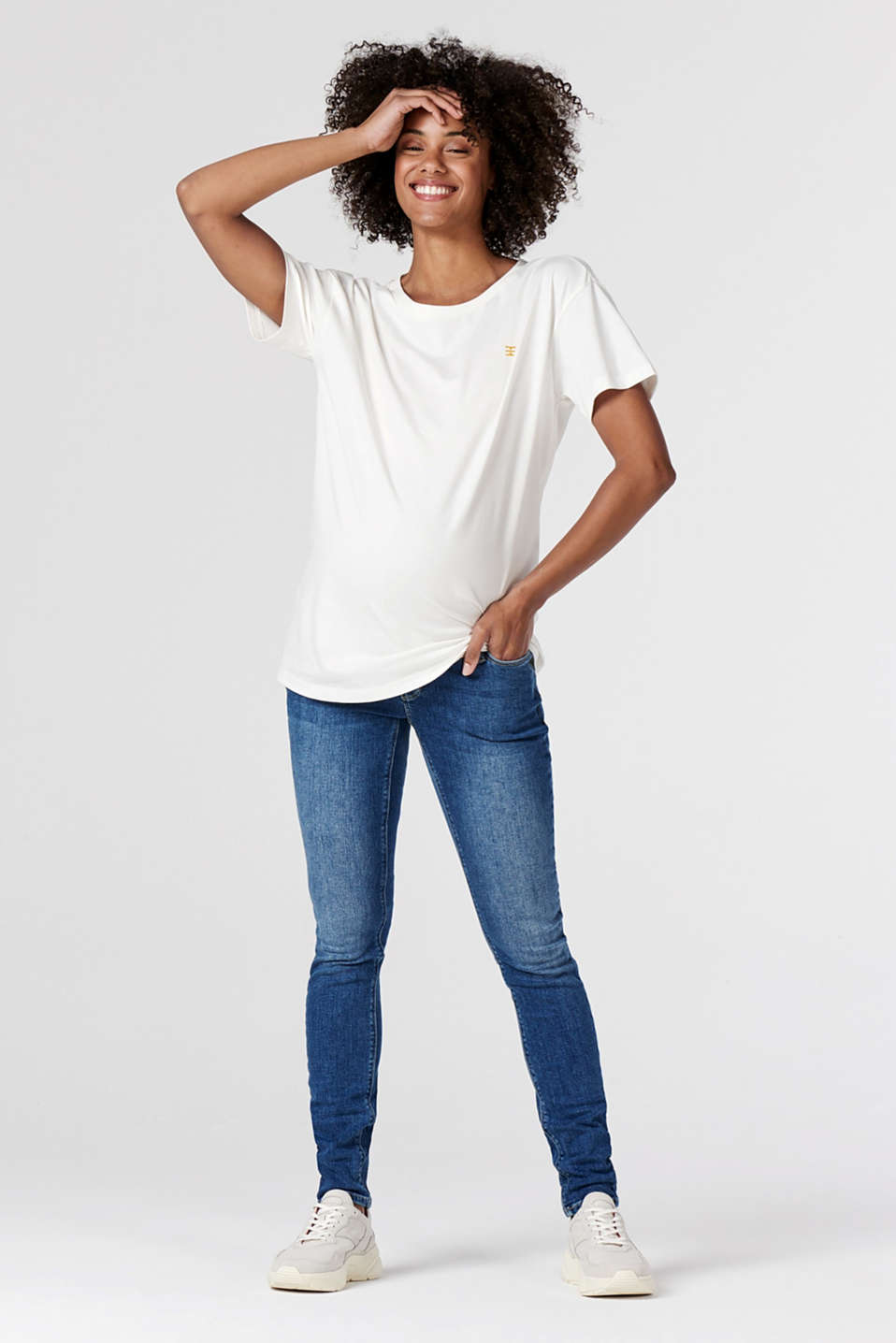 Esprit - T-shirt made of 100% organic cotton