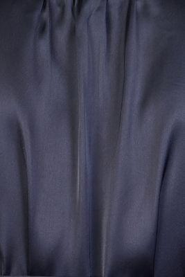 Nursing blouse, NIGHT SKY BLUE, detail