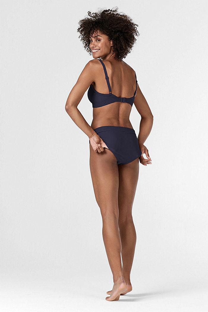 Top de bikini con relleno, NIGHT SKY BLUE, detail image number 1