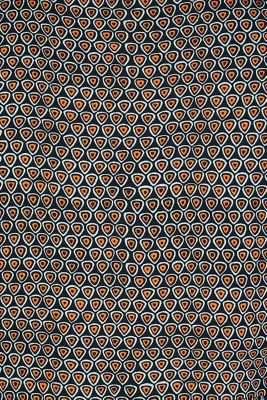 Nursing long sleeve top with a printed pattern, GUNMETAL, detail