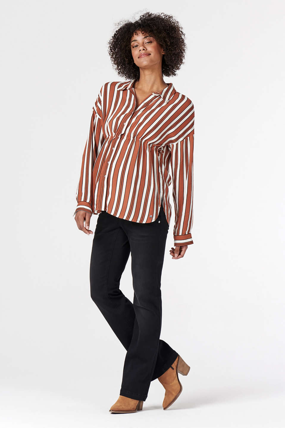 Esprit - allover printed blouse