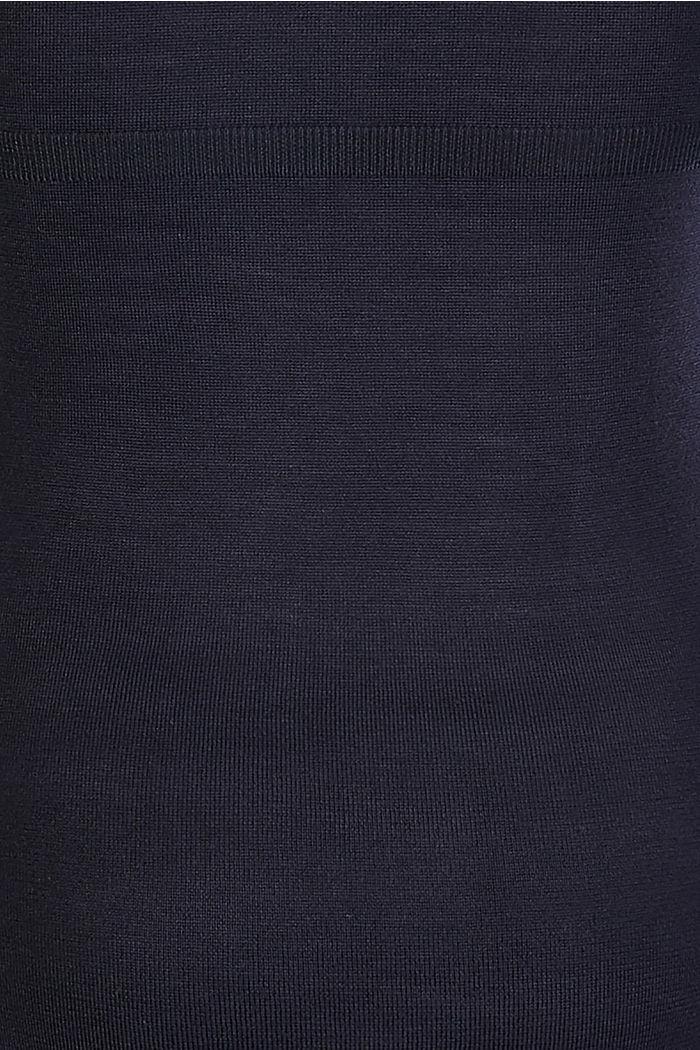 Feiner Strick-Pullover, GUNMETAL, detail image number 3