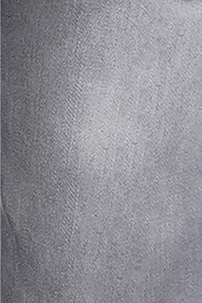 Soft jeans with an over-bump waistband, GREY DENIM, detail image number 3