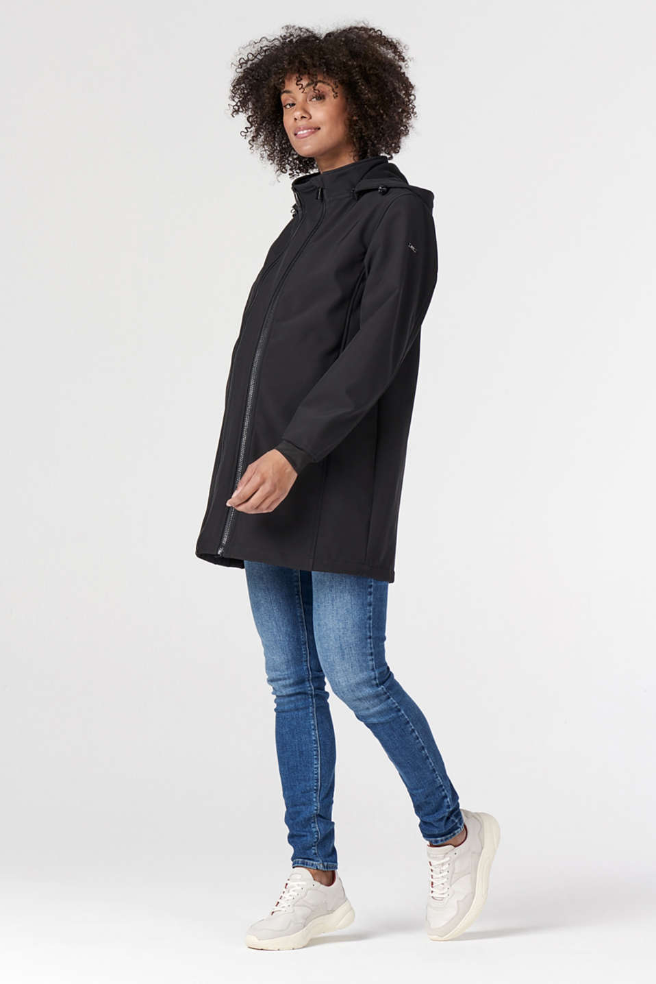 Esprit - Variabel 3-i-1 softshelljakke