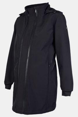 Adjustable three-in-one softshell jacket, GUNMETAL, detail