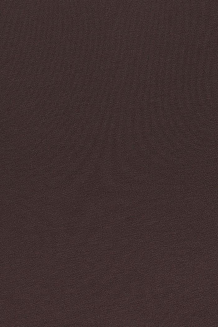 Stretch-Top mit Stillfunktion, COFFEE, detail image number 4