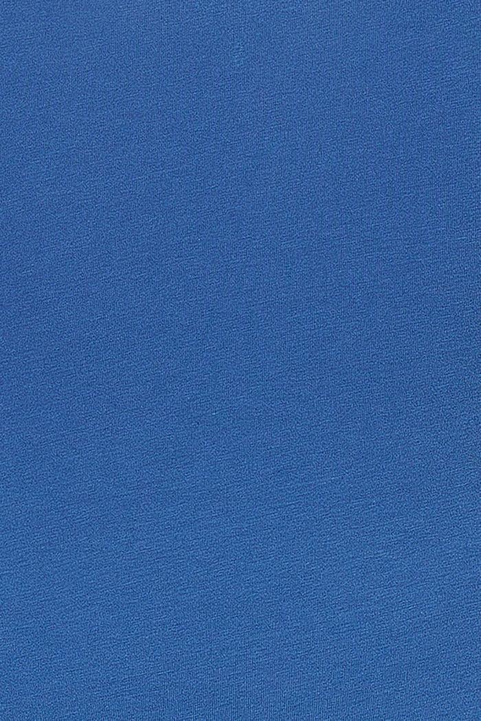 Stretch-Top mit Stillfunktion, CINDER BLUE, detail image number 4
