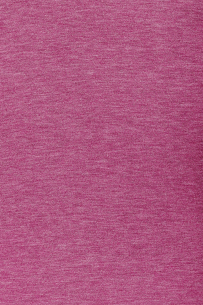 Layer-Longsleeve mit Stillfunktion, CREAMY BERRY, detail image number 4