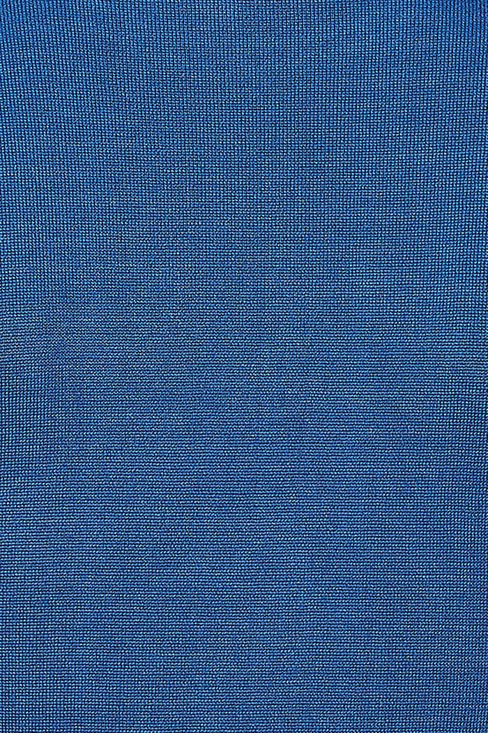 Feiner Strick-Pullover mit Zier-Knöpfen, CINDER BLUE, detail image number 2