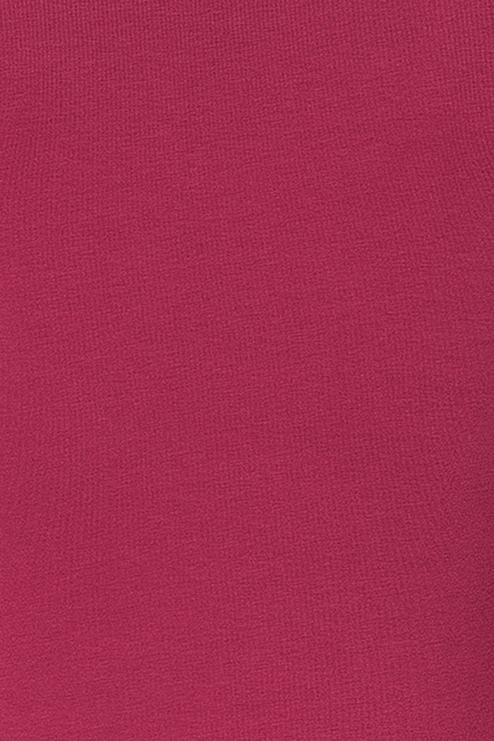 Jersey-Kleid mit Wickel-Detail, DARK LAVENDER, detail image number 3