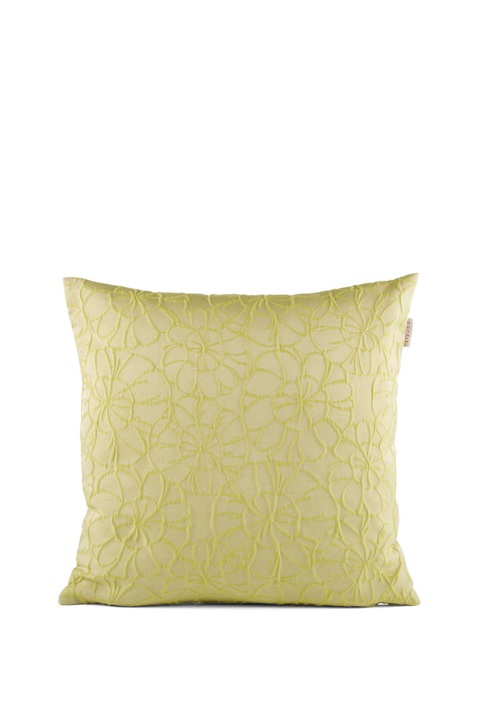 Esprit - Cushion cover in novelty yarn