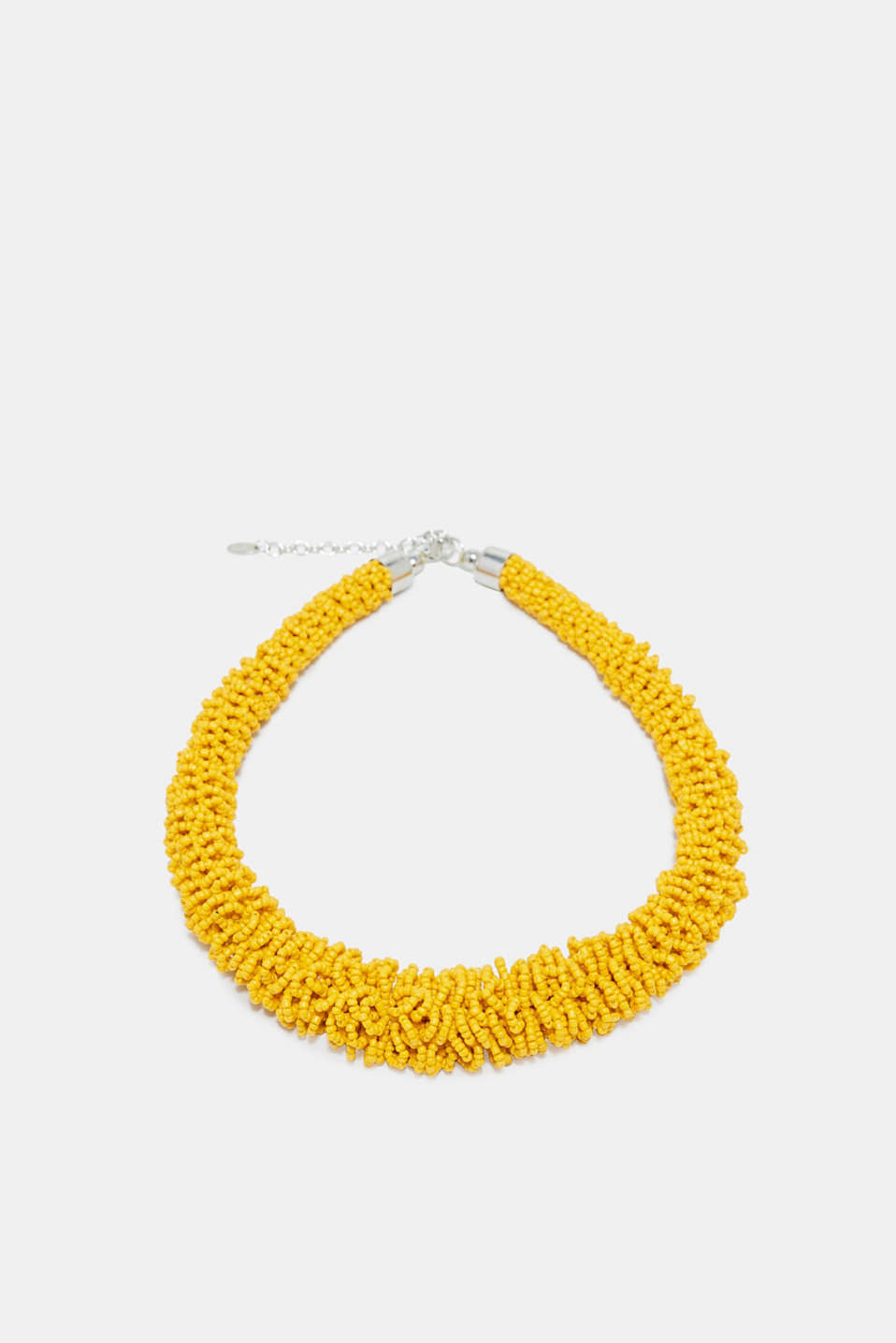 Esprit - Three-dimensional necklace with beads