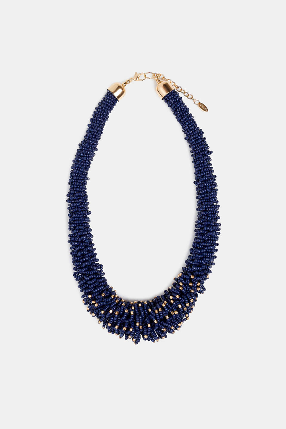 Esprit - Statement necklace with beads