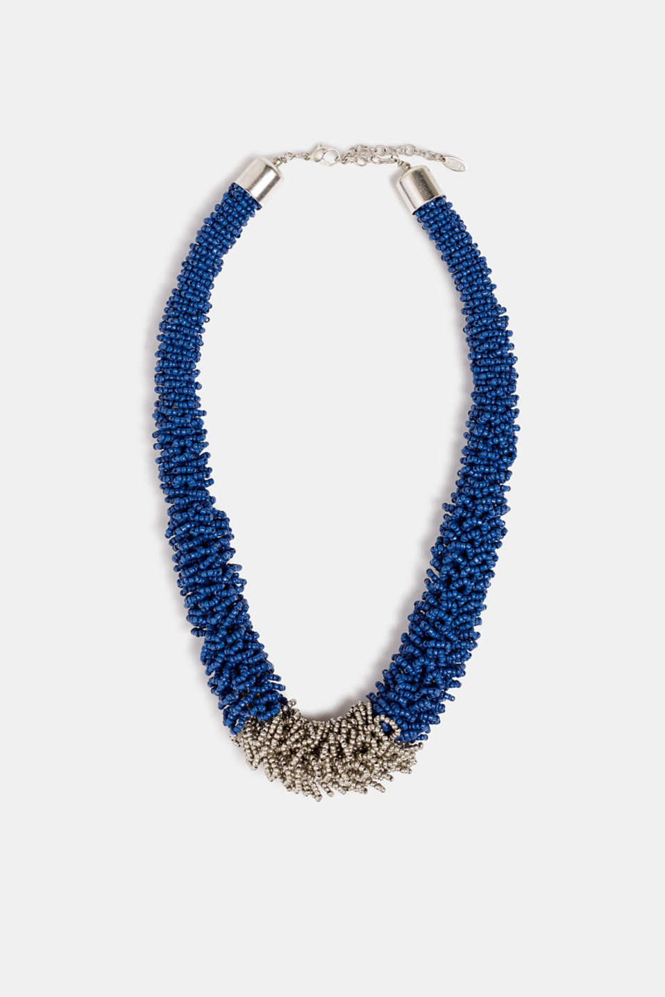 Esprit - Statementketting met metallic effect