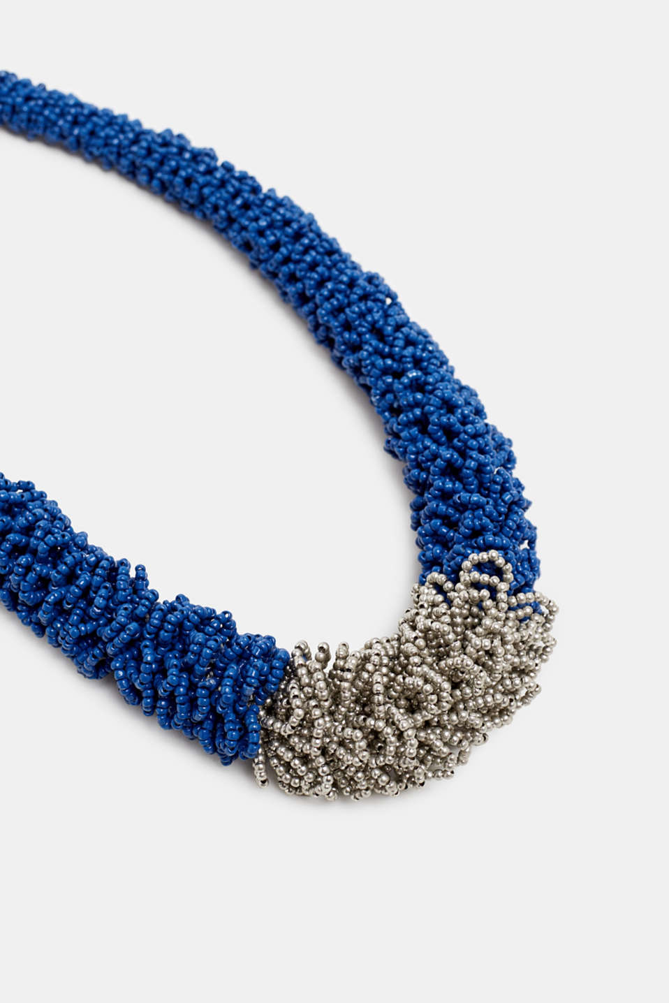 Necklaces Costume Jewellery, BLUE, detail image number 1