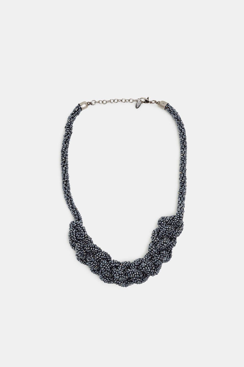 Esprit - Statement necklace with plastic beads