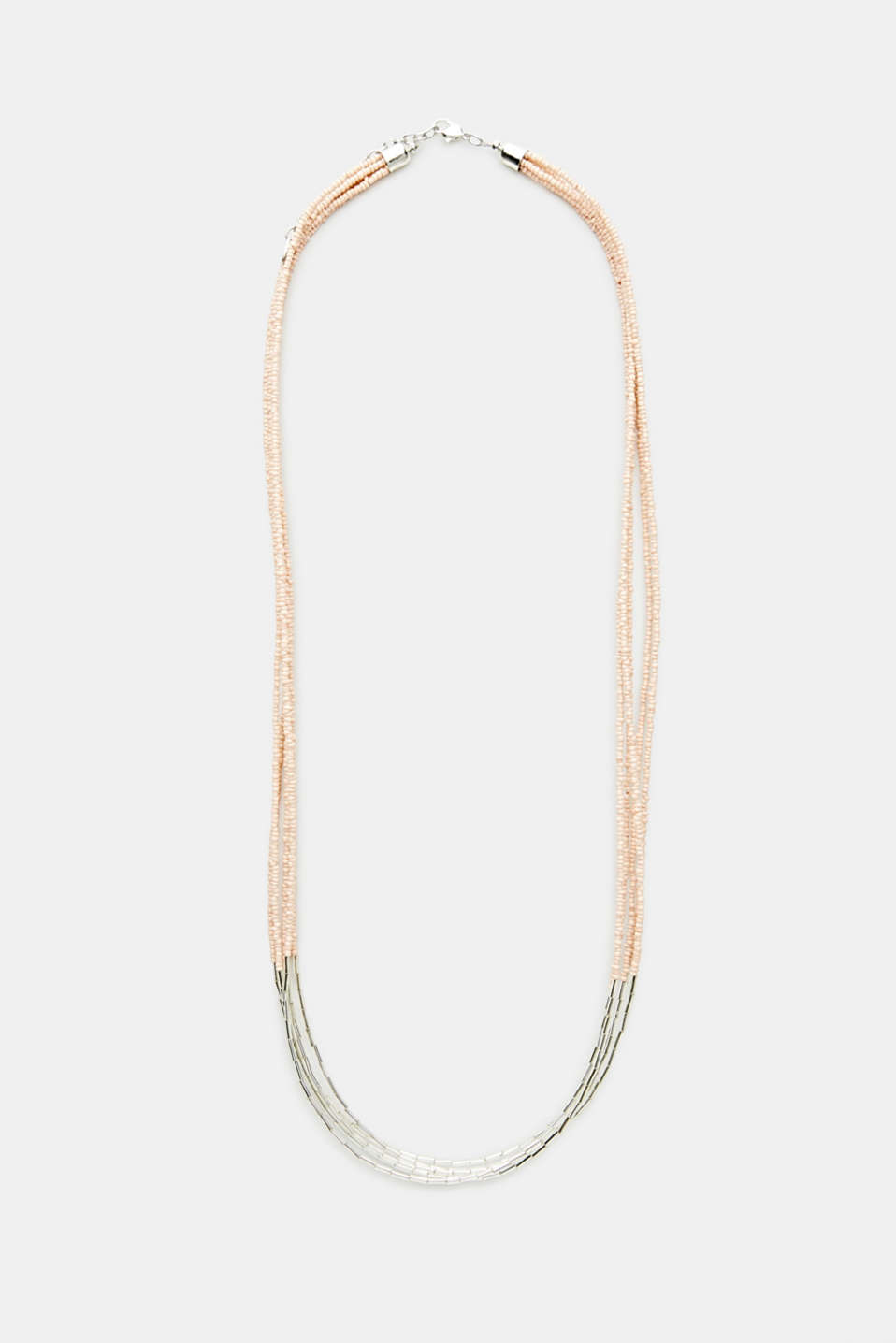 Long necklace with beads, LC1COLOR, detail image number 0