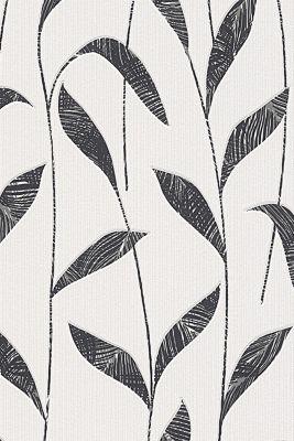 Urban Spring non-woven wallpaper, one colour, detail