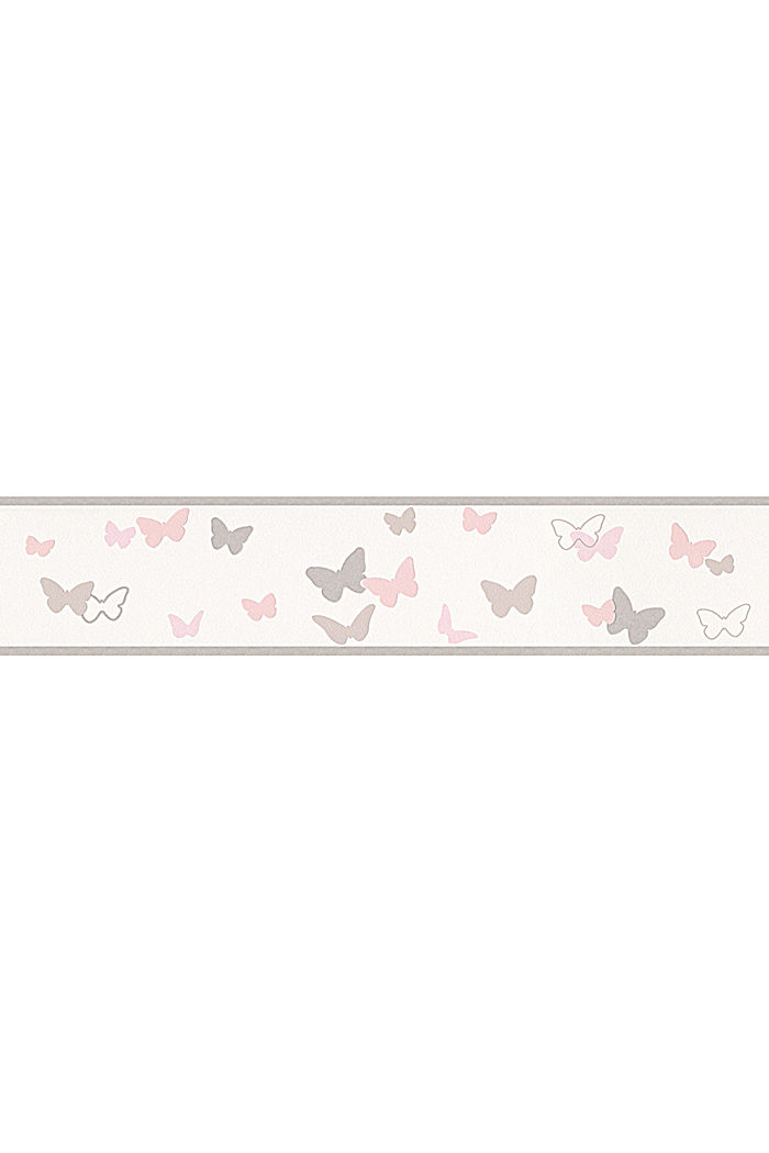 Vlies border Sweet Butterfly, ONE COLOUR, detail image number 0