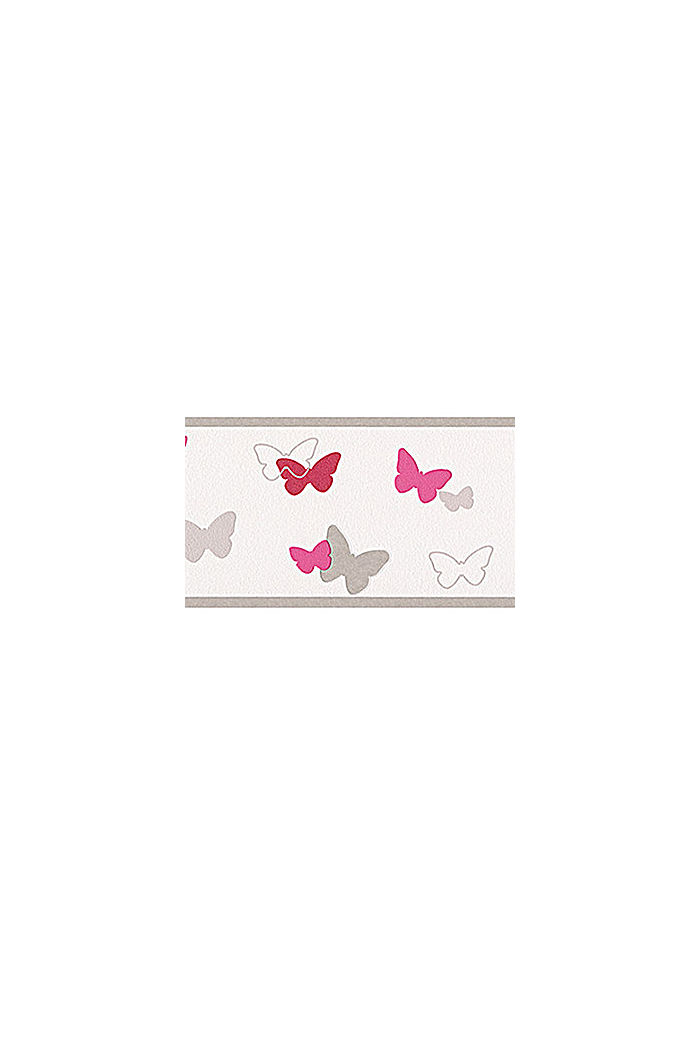 Sweet Butterfly child wallpaper border