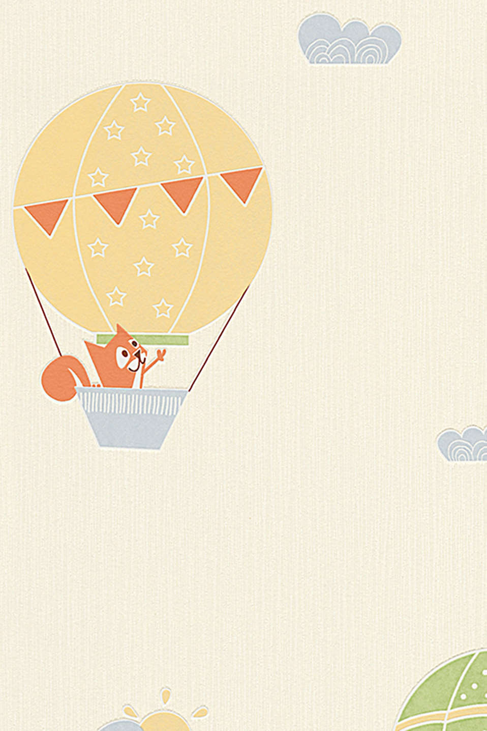 Esprit - Kids wallpaper High Sky Aerostat