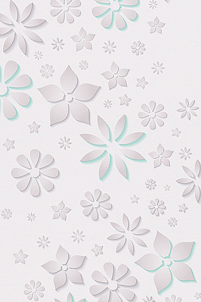 Paper wallpaper Eco Patterned, ONE COLOUR, detail image number 0