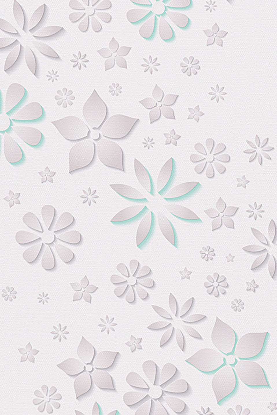 Esprit - Paper wallpaper Eco Patterned