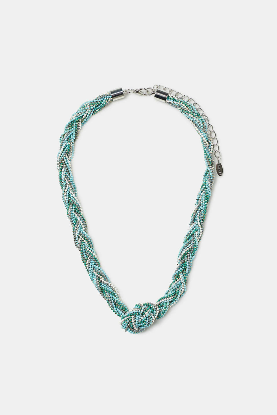 Esprit - Short braided necklace
