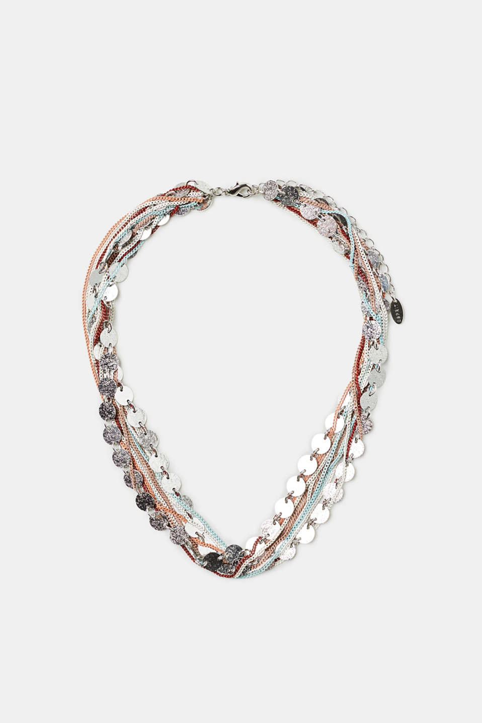 Esprit - Metal necklace in a multi-coloured look
