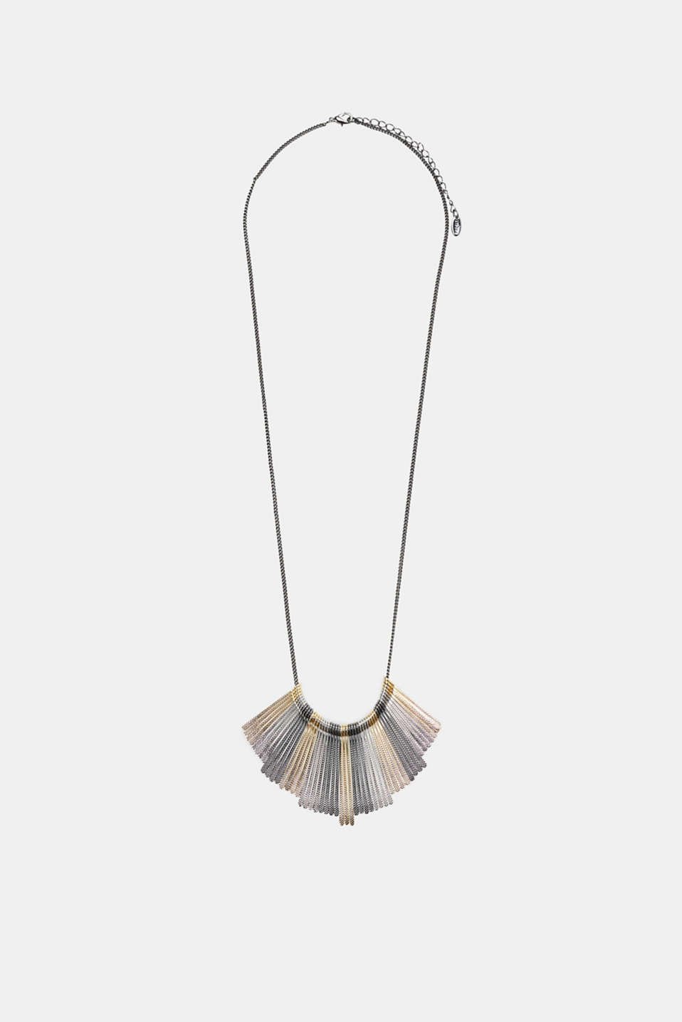 Esprit - Metal rod detail necklace
