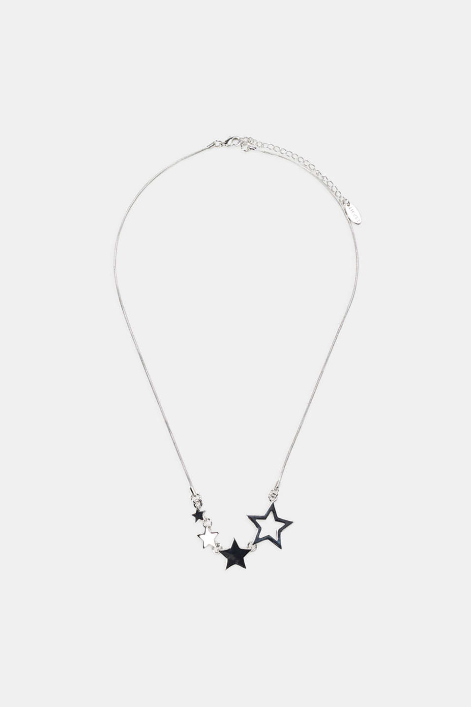 Esprit - Metal necklace with stars