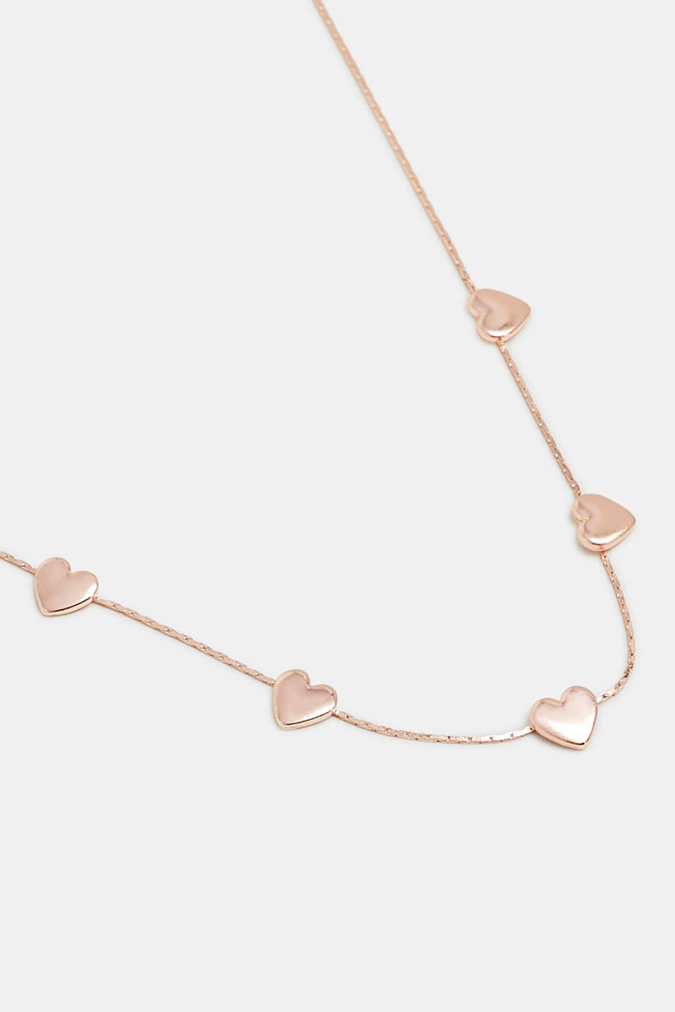 Necklaces Costume Jewellery, ROSEGOLD, detail image number 1