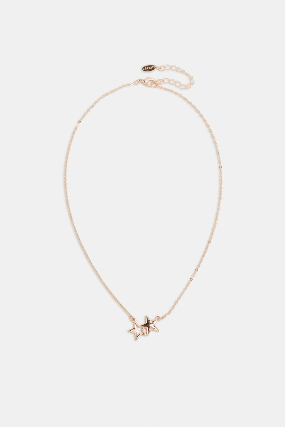 Esprit - Metal necklace with a star pendant