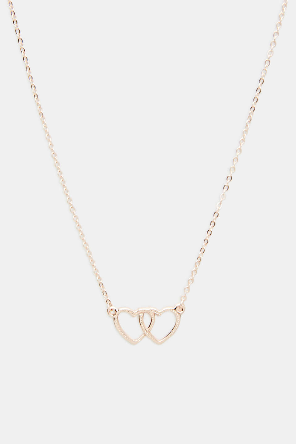 Esprit - Necklace with heart pendant