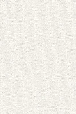 Plain textured non-woven wallpaper, WHITE, detail