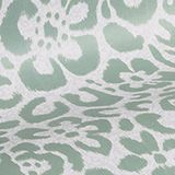 Non-woven floral wallpaper, MINT, swatch