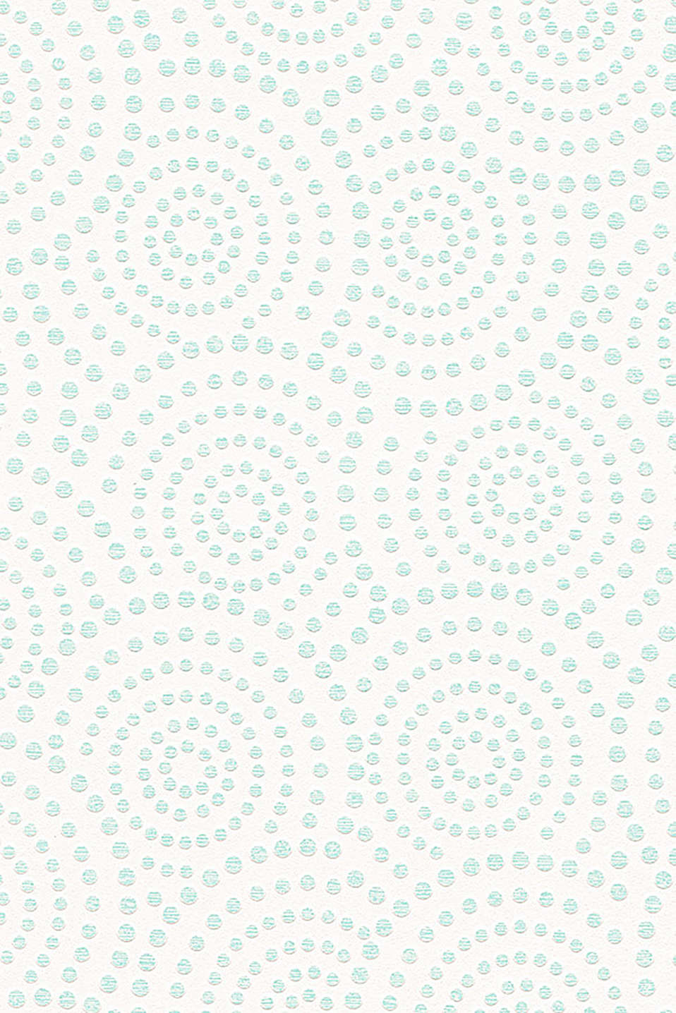Esprit - Non-woven wallpaper, geometric pattern