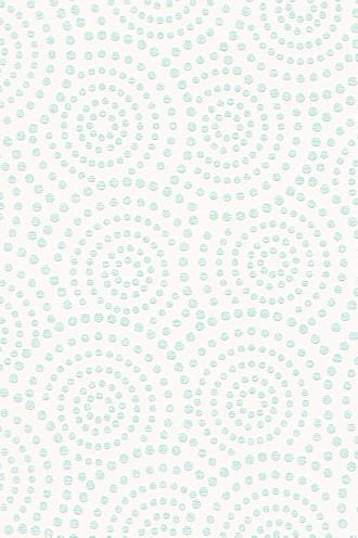 Non-woven wallpaper, geometric pattern